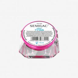 Lakier żelowy Semilac UV Gel Smart Tytan 15ml