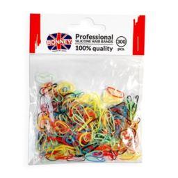 RONNEY Profesjonalne silikonowe gumki kolorowe