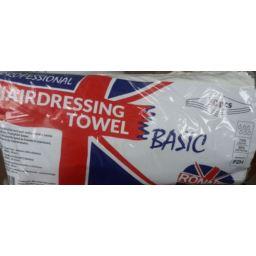 RONNEY BASIC Profesjonalny ręcznik fryzjerski 50sz