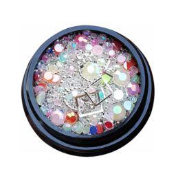 Mix of luxurious jewelry 06