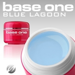 Żel UV Base One Color Blue Lagoon 5g.
