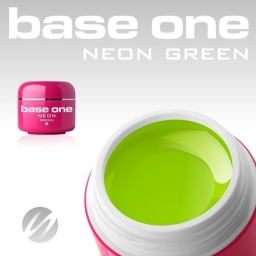 Żel Kolorowy Neon Green 5g.