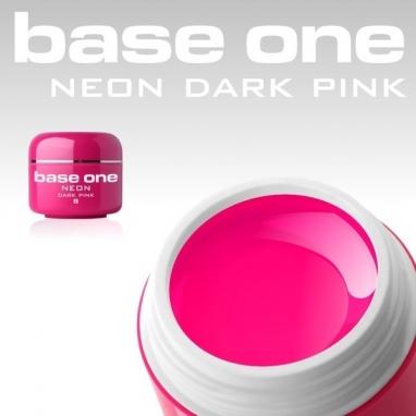 Żel Kolorowy Neon Dark Pink 5g.