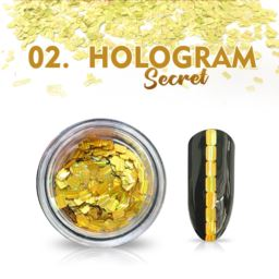 02. HOLOGRAM SECRET