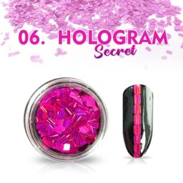 06. HOLOGRAM SECRET