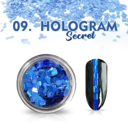 09. HOLOGRAM SECRET