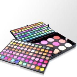 RAINBOW EYES PALETA 183 CIENI DO POWIEK P183