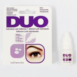 Klej do rzęs DUO Eyelash Adhesive Clear Individual