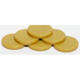Wosk Twardy Miodowy 5 sztuk x 20 g  (100 gram)