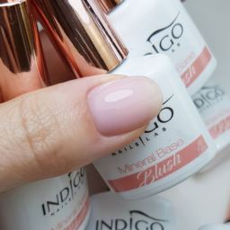 Indigo Mineral Base - Blush 7 ml