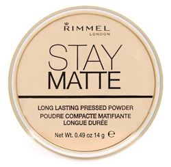 RIMMEL StayMatte Pressed Powder Puder matujący 001
