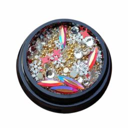 Mix of luxurious jewelry 02