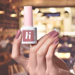 Lakier hybrydowy hi hybrid 5 ml Pink Nude 215