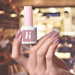 Lakier hybrydowy hi hybrid 5 ml Delicate Pink 222