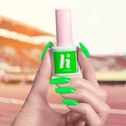 Lakier hybrydowy hi hybrid 5 ml Neon Green 119