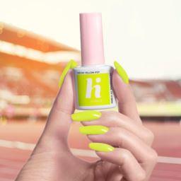 Lakier hybrydowy hi hybrid 5 ml Neon Yellow 121