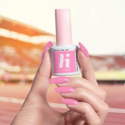 Lakier hybrydowy hi hybrid 5 ml Creamy Pink 221