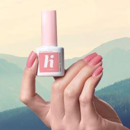 Lakier hybrydowy hi hybrid 5 ml Pink Marble 218