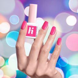 Lakier hybrydowy hi hybrid 5 ml Sunny Pink 211