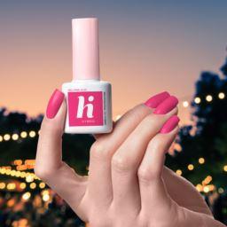 Lakier hybrydowy hi hybrid 5 ml Red Pink 225
