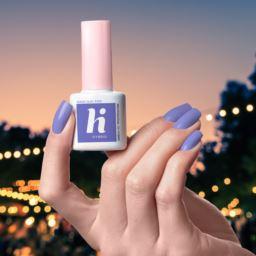 Lakier hybrydowy hi hybrid 5 ml Aqua Lilac 305