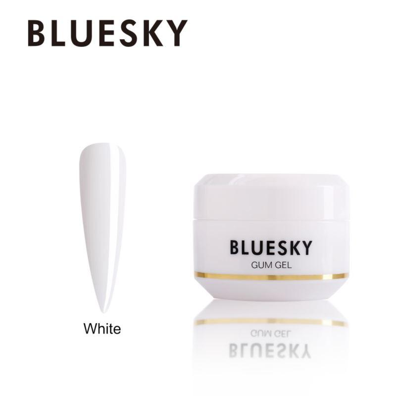BLUESKY GUM GEL THICK 15ML - WHITE