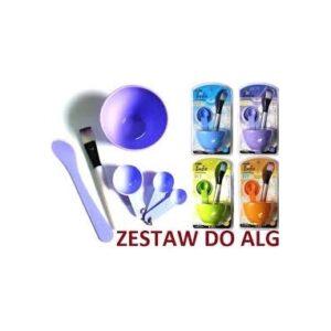 ZESTAW DO MASEK I ALG